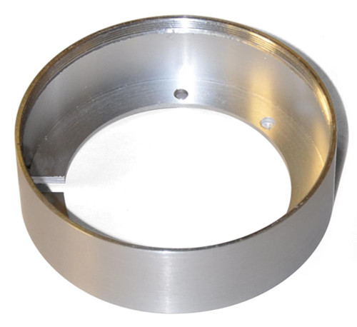 Bulbs & Accessories By Alico Tiro 6 Surface Mount Collar In Brushed Aluminum WLC142-N-98
