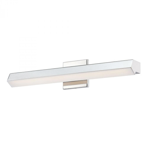 Wall Lights By Alico Yarmouth 22.7-Inch 18 Watt LED Vanity In Polished Chrome WSL100-10-15