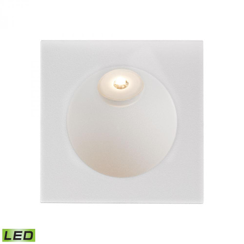Ceiling Lights/Recessed Lighting By Alico Zone LED Step Light In Matte White WSL6210-10-30
