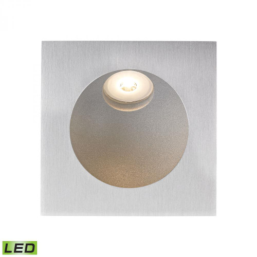 Ceiling Lights/Recessed Lighting By Alico Zone LED Step Light In Aluminum WSL6210-10-98