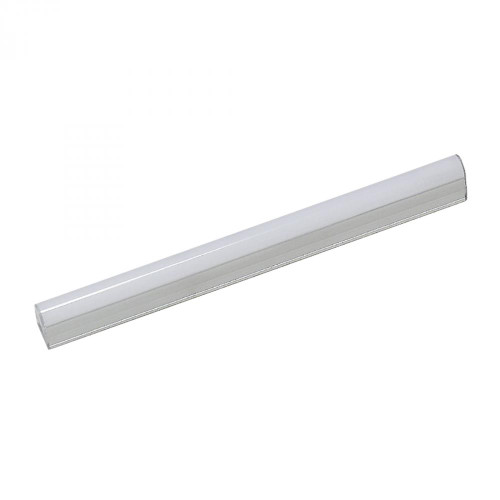 Wall Lights By Alico Zeestick 5 Watt 2700K LED Cabinet Light In White With Polycarbonate Diffuser ZS303RSF