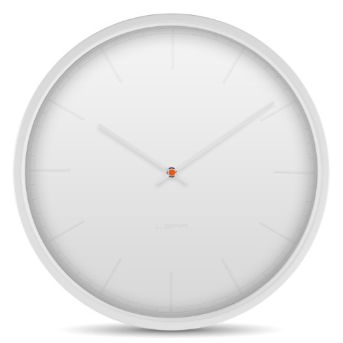 Home Decor By Leff Amsterdam wall clock tone35 white index