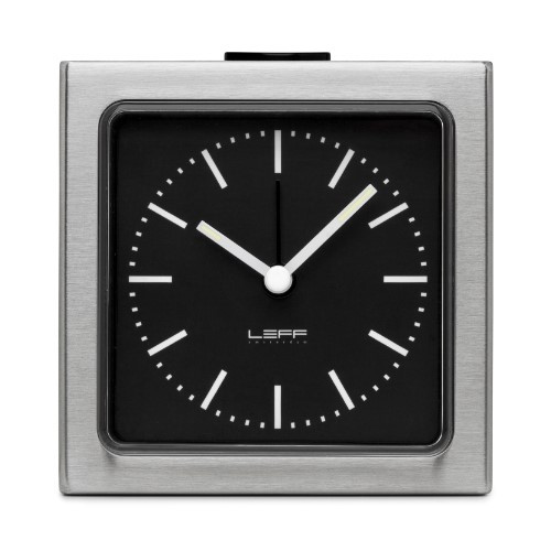 Home Decor By Leff Amsterdam alarm clock block black index