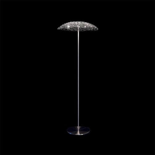 Lamps By Harco Loor Baret Floor Lamp 7 LED