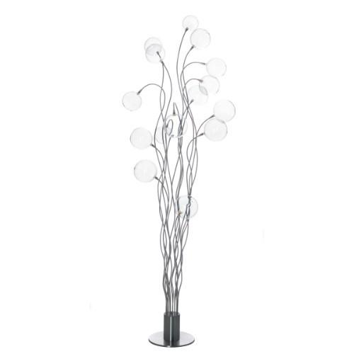 Lamps By Harco Loor Big Bubbles Floor Lamp 15