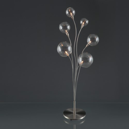 Lamps By Harco Loor Bubbles SP Table Lamp 6 LED