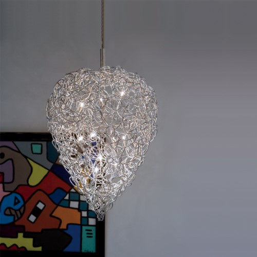 Chandeliers By Harco Loor Carrot Chandelier 14 LED