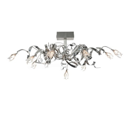 Ceiling Lights By Harco Loor Guirlande Semi-Flushmount Ceiling Light 10-4