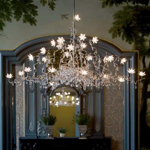 Chandeliers By Harco Loor Jewel Chandelier Chandelier 24 LED