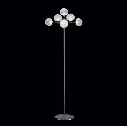Lamps By Harco Loor Meteor Floor Lamp 9 LED