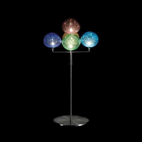 Lamps By Harco Loor Meteor Table Lamp 5 LED