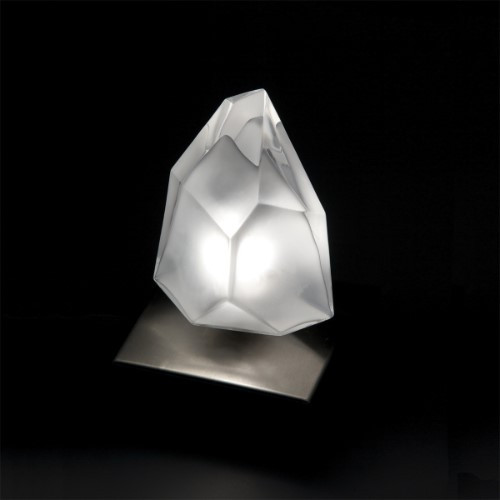 Lamps By Harco Loor Rock Table Lamp 1 LED