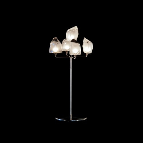 Lamps By Harco Loor Rock Table Lamp 5 LED