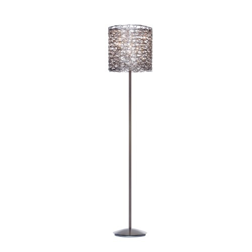 Lamps By Harco Loor Shade Floor Lamp 30