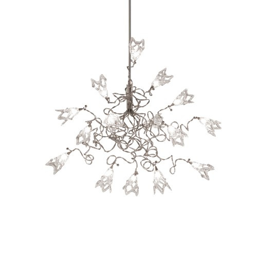 Chandeliers By Harco Loor Solange Chandelier 15 LED