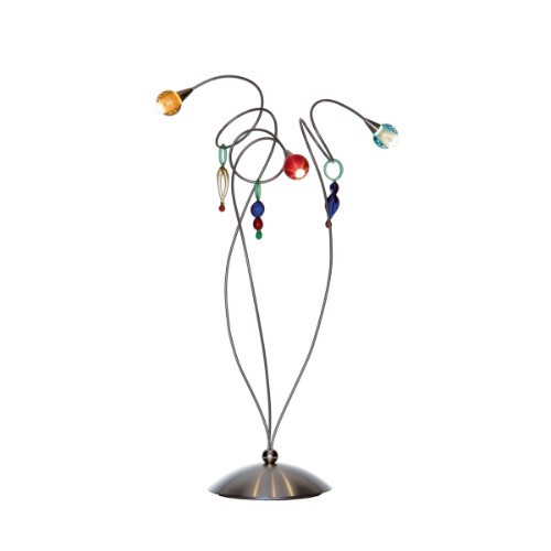 Lamps By Harco Loor Strawberry Table Lamp 3 LED