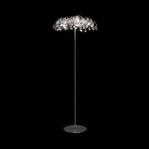 Lamps By Harco Loor Tiara Floor Lamp 7