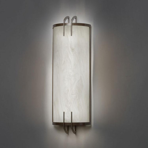 Wall Lights By Ultralights Apex Modern LED Retrofit Wall Sconce 07138NP