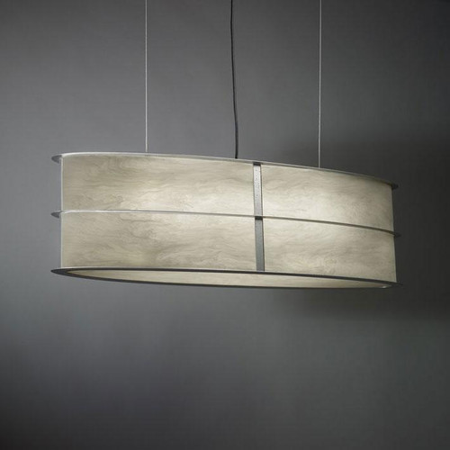 Chandeliers/Linear Suspension By Ultralights Ellipse Modern LED Drum Shade Pendant Light 9179