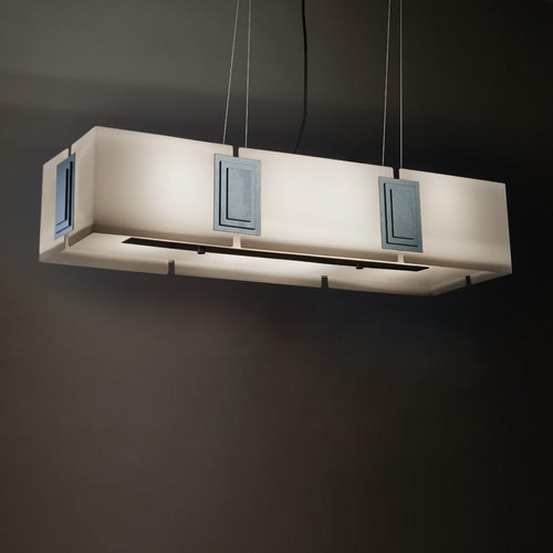 Chandeliers/Linear Suspension By Ultralights Genesis Modern LED Retrofit Pendant Light 11210