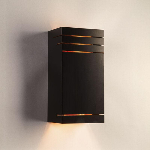 Wall Lights By Ultralights Luz Azul Modern Wet Location LED Wall Sconce 9012