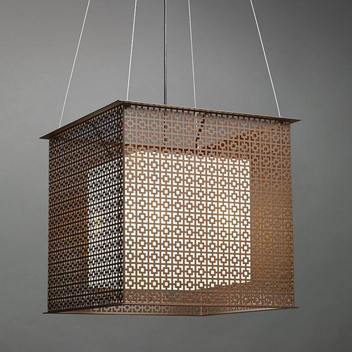 Chandeliers/Pendant Lights By Ultralights Clarus Modern LED Retrofit Multi Light Pendant Light 14318-A1