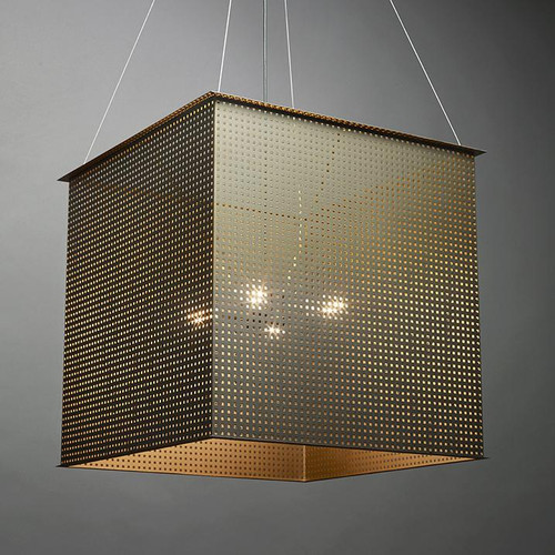 Chandeliers/Pendant Lights By Ultralights Clarus Modern Incandescent Multi Light Pendant Light 14319-SQ