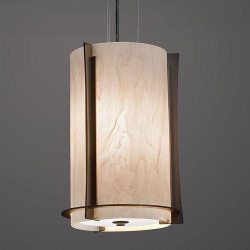 Chandeliers/Pendant Lights By Ultralights Genesis Modern Incandescent Drum Shade Pendant Light 15336