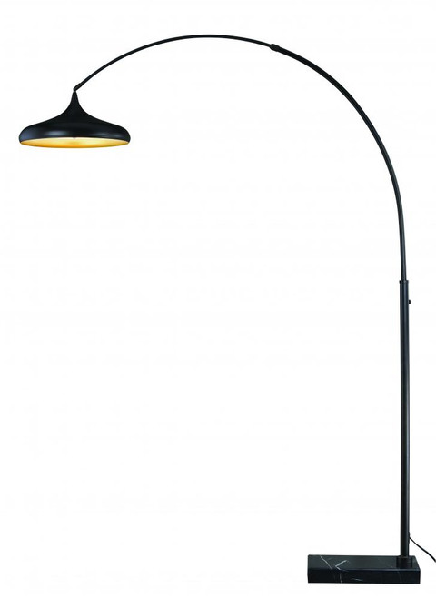 Bacio Oil Rubbed Bronze Floor Lamp-L0006 by Vaxcel
