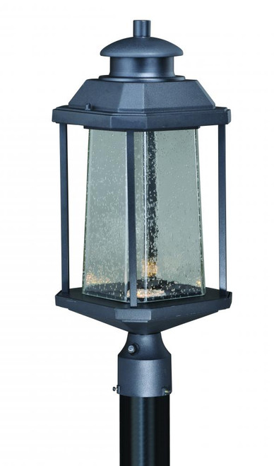 Freeport 9 Inch LED Outdoor Post Light-T0312 by Vaxcel