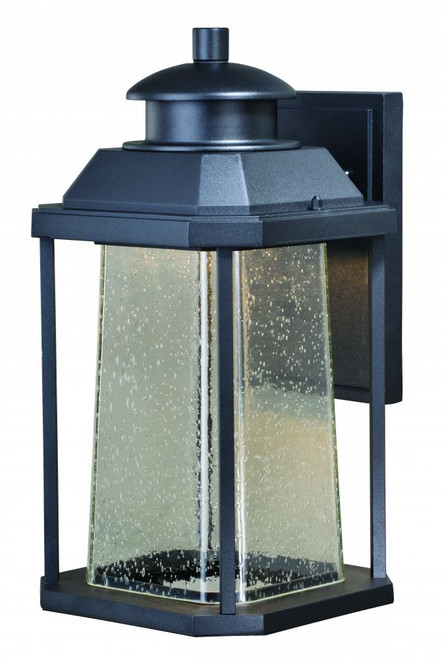 Freeport Textured Black Outdoor Wall Light-T0310 by Vaxcel Lighting