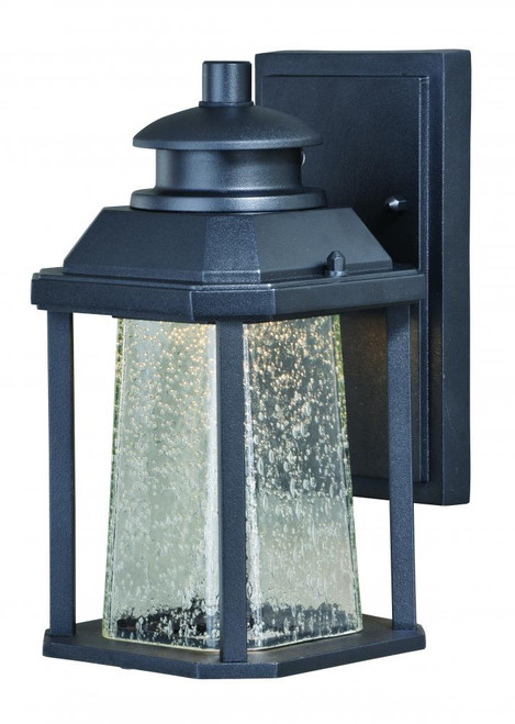 Freeport Textured Black Outdoor Wall Light-T0308 by Vaxcel Lighting