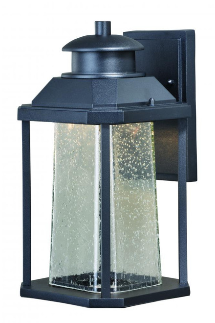 Freeport Textured Black Outdoor Wall Light-T0309 by Vaxcel Lighting