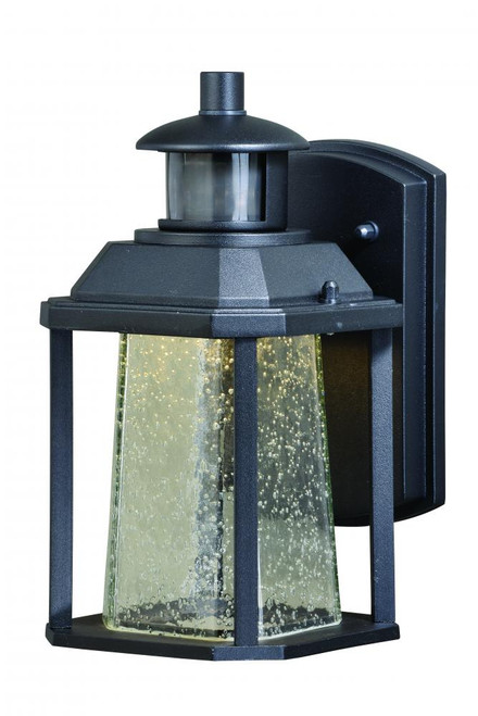 Freeport Textured Black Outdoor Wall Light-T0321 by Vaxcel Lighting