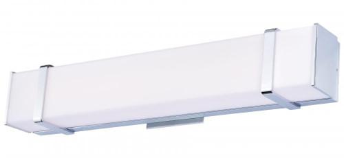 Noah Chrome Bathroom Vanity Light-W0235 by Vaxcel Lighting