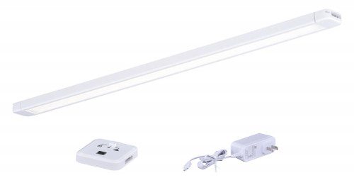 16 Inch Instalux LED Slim Under Cabinet Strip Light White-X0085 by Vaxcel Lighting