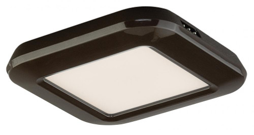 Instalux Low Profile Under Cabinet 3W LED Puck Light-X0022 by Vaxcel Lighting
