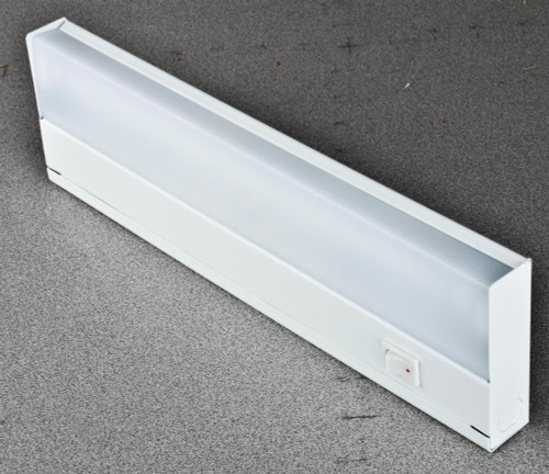 12 Inch 8W LED Under Cabinet Light White-F9812-30 by Sunset Lighting