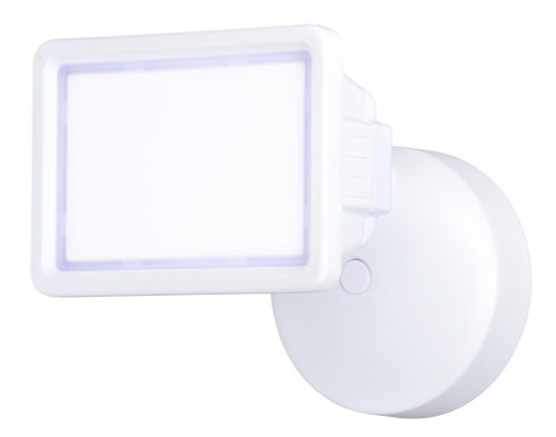 Sigma White Wall Sconce-T0330 by Vaxcel Lighting