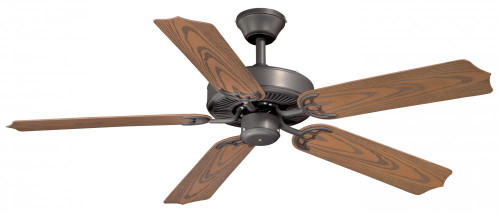 Medallion 52 Inch Bronze Ceiling Fan-FN52298NB by Vaxcel Lighting