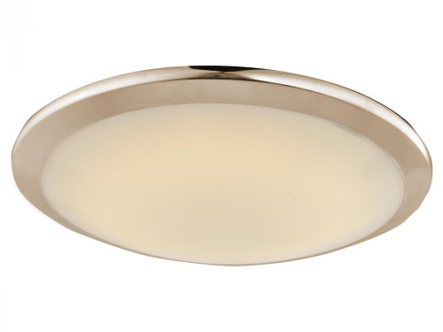 Ceiling Lights By Avenue Lighting CERMACK ST. Flushmount Bowl in Brushed Nickel HF1102-BN