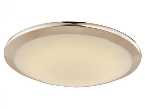 Ceiling Lights By Avenue Lighting CERMACK ST. Flushmount Bowl in Brushed Nickel HF1102-BN