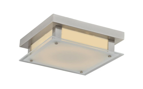 Ceiling Lights By Avenue Lighting CERMACK ST. Flushmount in Brushed Nickel HF1103-BN