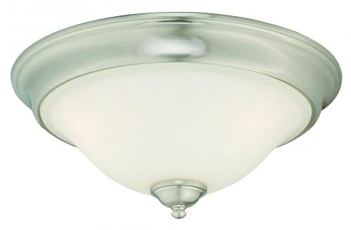 Belleville 3 Light Alabaster Flushmount Ceiling Light-C0100 by Vaxcel Lighting