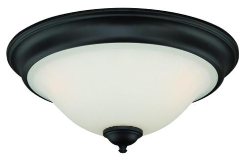 Belleville 3 Light Alabaster Flushmount Ceiling Light-C0101 by Vaxcel Lighting
