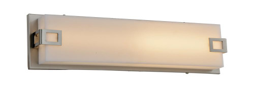 Wall Lights By Avenue Lighting CERMACK ST. Sconce in Brushed Nickel HF1118-BN