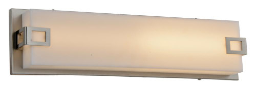 Wall Lights By Avenue Lighting CERMACK ST. Sconce in Brushed Nickel HF1119-BN