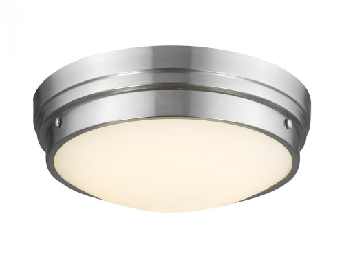 Ceiling Lights By Avenue Lighting CERMACK ST. Flushmount Bowl in Brushed Nickel HF1160-BN