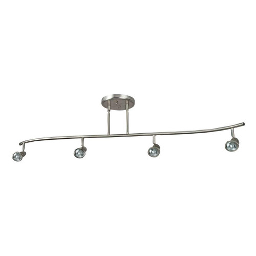 4 Light 50W Gu10 Dual Stem Bar Fixture-F2967-80 by Sunset Lighting