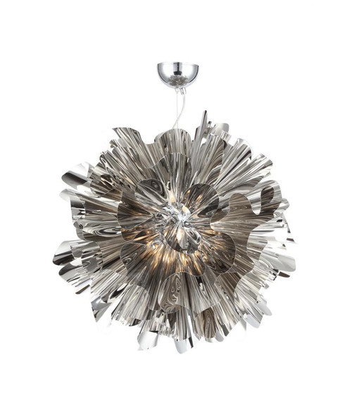 Chandeliers By Avenue Lighting BOWERY LANE Pendant Light in Chrome HF1302-CH